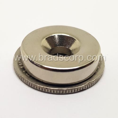 NdFeB D20mm * d5.5mm / d10*5mm