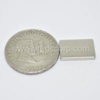 NdFeB 15mm L * 10mm W * 2mm H N42