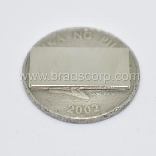 NdFeB 20mm L * 10mm W * 1mm H