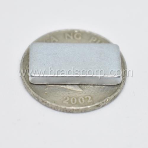 NdFeB 20mm L * 10mm W * 3mm H