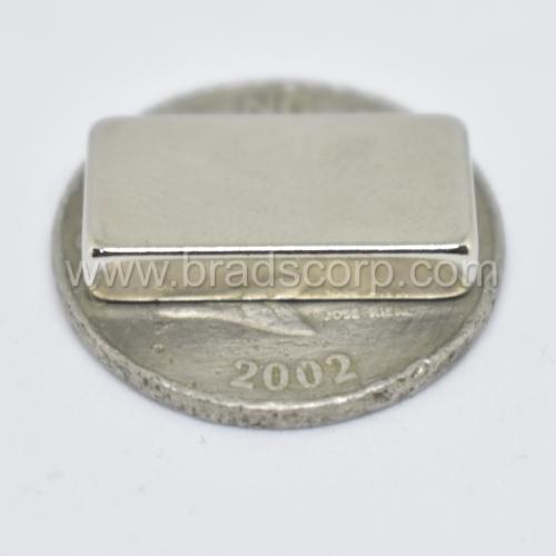 NdFeB 20mm L * 10mm W * 4mm H