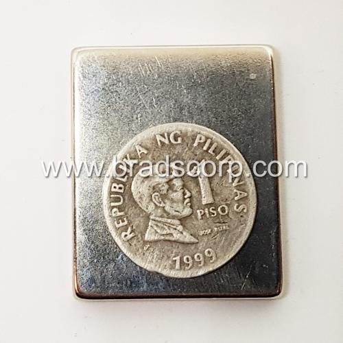 NdFeB 40mm L * 33mm W * 5mm H