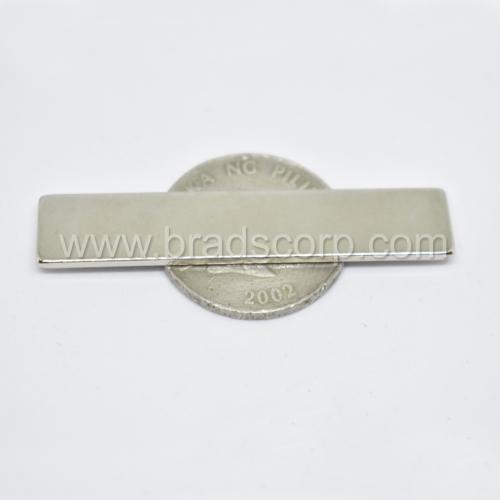 NdFeB 50mm L * 10mm W * 1.5mm H