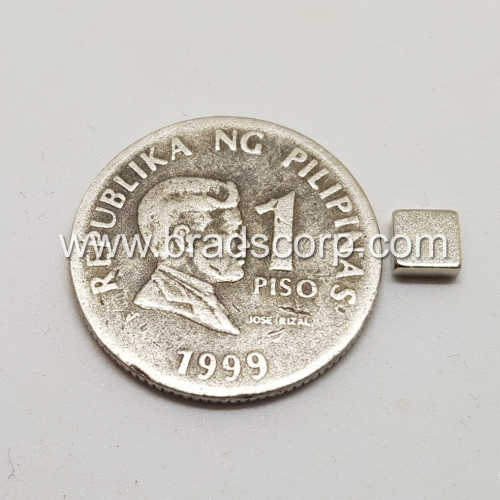 NdFeB 5mm L * 5mm * 2mm H