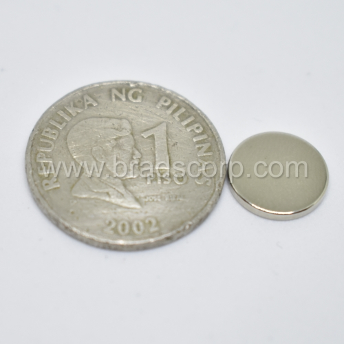 NdFeB D12mm*1.5mm N35