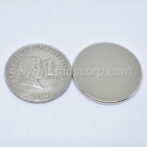 NdFeB D25mm*2mm N35