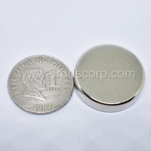 NdFeB D25.4mm*6.35mm